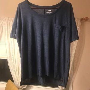 Women's Old Navy Boyfriend Shirt